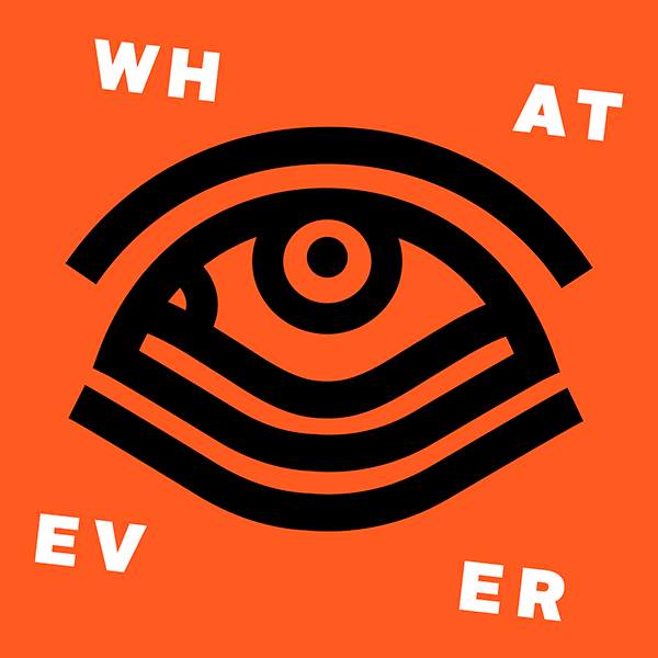 An Illustration by artist and designer Chris von Szombathy. Title: Whatever. Work from 2015–2017