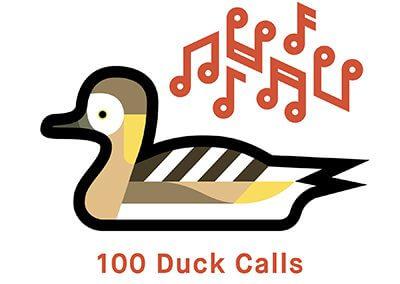 100 Duck Calls: the 1000 Ducks Audio Companion