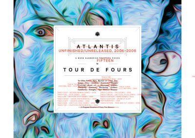 Tour de Fours –Unfinished/Unreleased