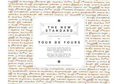 Tour de Fours – the New Standard